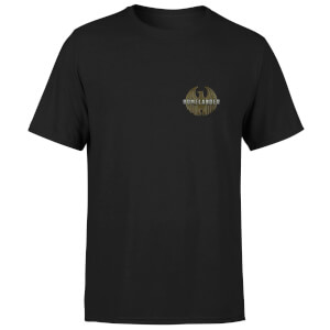 The Boys Homelander Shield Unisex T-Shirt - Black