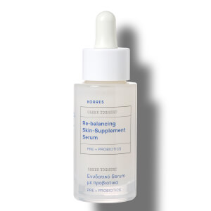 KORRES Exclusive Greek Yoghurt Rebalancing Skin Supplement Serum 30ml