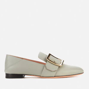 Bally Women's Janelle Leather Loafers - Oceania