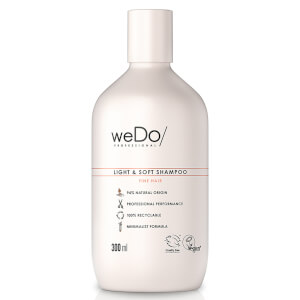 weDo/ Professional Light and Soft Shampoo 300ml