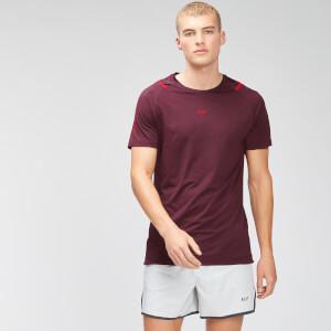 MP Men's Velocity Short Sleeve T-Shirt - Merlot