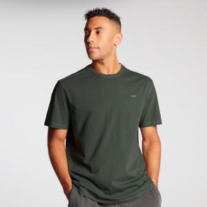 MP Men's Raw Training Short Sleeve Oversized T-Shirt - Vine Leaf