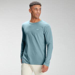 MP Men's Essentials Long Sleeve Top - Ice Blue