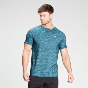 MP Men's Performance Short Sleeve T-Shirt - Deep Lake Marl