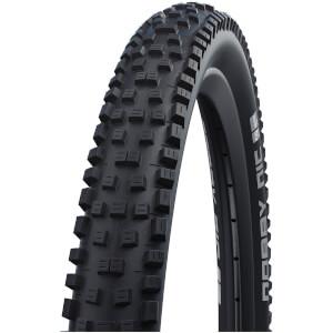 Schwalbe Nobby Nic Performance TwinSkin Clincher MTB Tyre - Black