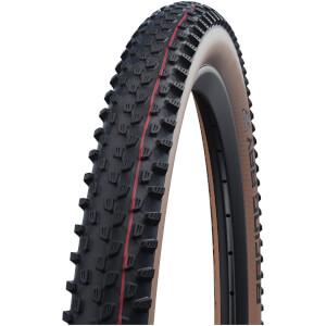 Schwalbe Racing Ray Evo Super Race Tubeless MTB Tyre - Transparent Skin