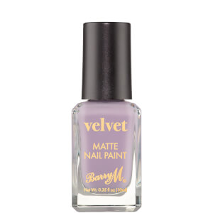 Barry M Cosmetics Matte Velvet Nail Paint 10ml (Various Shades)
