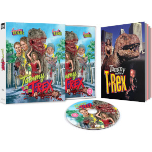 Tammy and the T-Rex (Blu-ray) (Limited Edition)