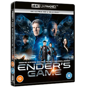 Ender's Game (4K Ultra HD & Blu-ray)