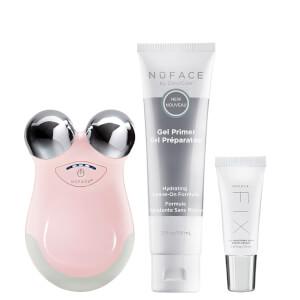 NuFACE Mini Toning Device - Blush (Worth £187.00)