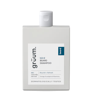 grüum Bård Beard Shampoo 120ml