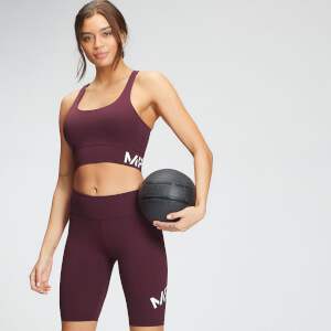 MP Essentials Training Women's Sports Bra - Port