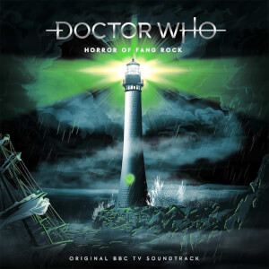 Doctor Who - Horror Of Fang Rock (140g Rutan Blob Vinyl) 2LP Colour