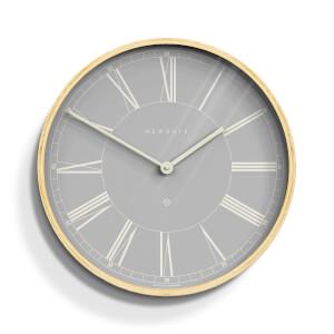 Newgate Mr Architect Clock - Grey