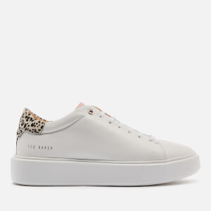 Ted Baker Women's Piixiee Chunky Trainers - White