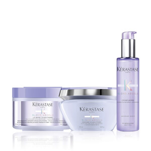 Kérastase Blond Absolu Restore and Protect 3 Step Regime