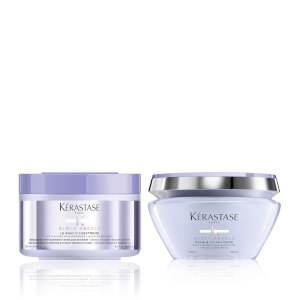 Kérastase Blond Absolu Restoring Shampoo and Mask Duo