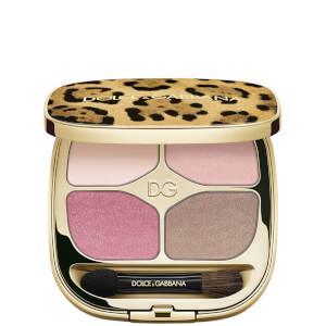 Dolce&Gabbana Felineyes Intense Eyeshadow Quad - Romantic Rose 6 4.8g