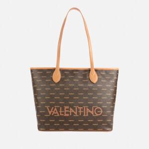 Valentino by Mario Valentino Women's Liuto Tote Bag - Tan/Multi