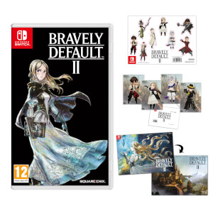 BRAVELY DEFAULT II Pack