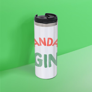 Grandad's Gin Stainless Steel Thermo Travel Mug