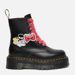 Dr. Martens X Hello Kitty Women's Jadon Leather Boots - Black