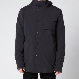 Canada Goose Men's Nanaimo Rain Jacket - Black