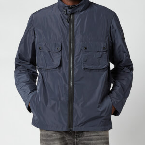 Barbour International Men's Sandwell Casual Jacket - India Ink