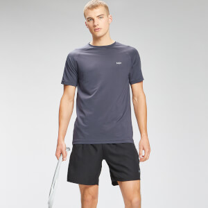 MP Men's Repeat Graphic Training Short Sleeve T-Shirt - Graphite