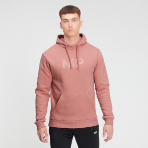 MP Men's Gradient Line Graphic Hoodie - Washed Pink