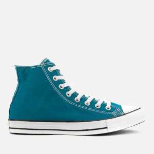 Converse Men's Chuck Taylor All Star Hi-Top Trainers - Bright Spruce