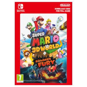 Super Mario 3D World + Bowser's Fury - Digital Download