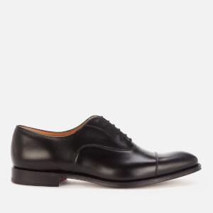 Church's Men's Dubai Leather Toe Cap Oxford Shoes - Black