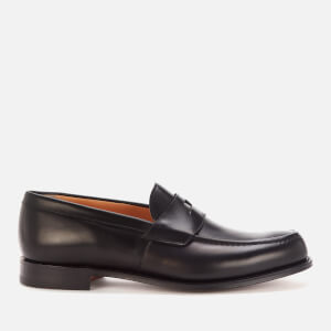 Church's Men's Dawley Leather Loafers - Black