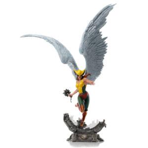 Iron Studios DC Comics Deluxe Art Scale Statue 1/10 Hawkgirl 36 cm