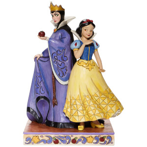 Disney Snow White and Evil Queen Figure