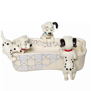 Disney 101 Dalmatian Bone Shaped Dish