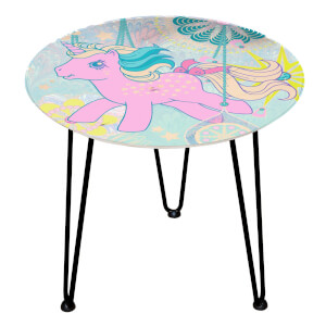 Decorsome My Little Pony Wooden Side Table