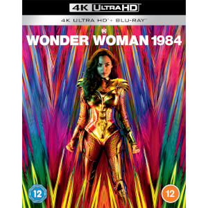 Wonder Woman 1984 - 4K Ultra HD (Includes Blu-ray)