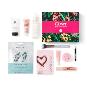 GLOSSYBOX X Closer (Worth £190.00)