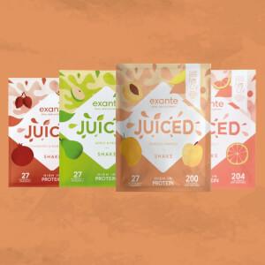 JUICED Frullato in versione succo Mix Varietà