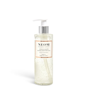 NEOM Clean and Happy Hand Sanitising Gel 250ml