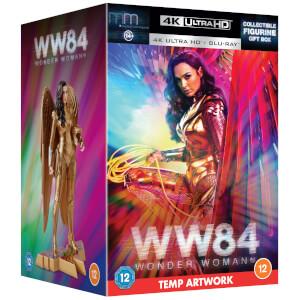 Wonder Woman 1984 : Coffret 4K Ultra HD & Figurine - Exclusivité Zavvi