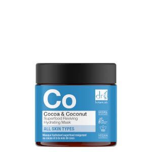 Dr Botanicals Cocoa and Coconut Superfood Reviving Hydrating Mask 60ml