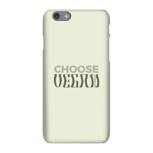 Choose Vegan Phone Case for iPhone and Android