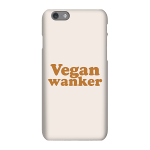 Vegan Wanker Phone Case for iPhone and Android