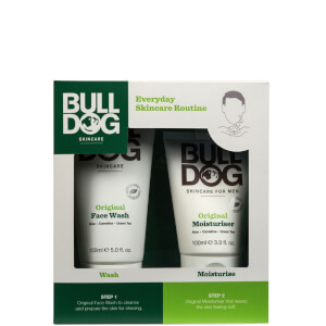 Bulldog Everyday Skincare Routine Set (Worth £10.50)