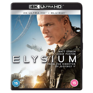 Elysium - 4K Ultra HD (Includes Blu-ray)