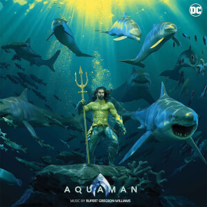 Mondo Aquaman: Original Motion Picture Soundtrack Deluxe Edition 3LP
