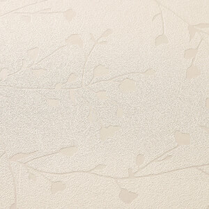 Superfresco Silhouette White Mica Wallpaper